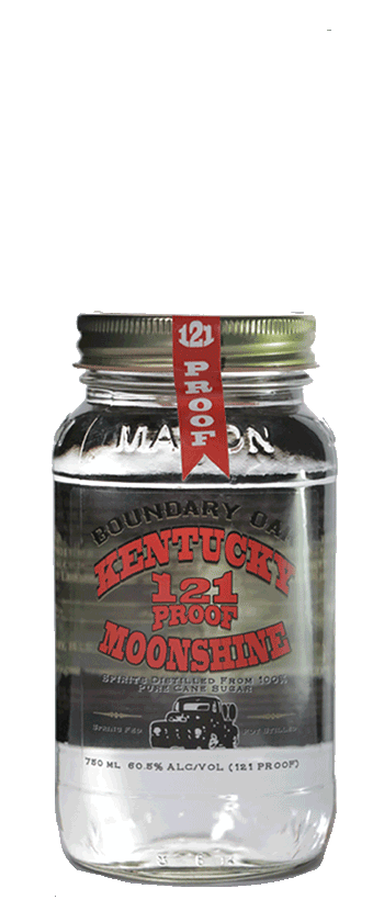 Kentucky Moonshine 121